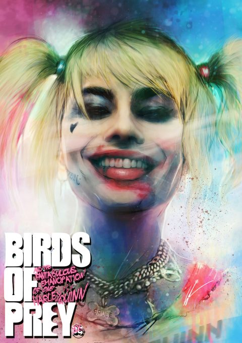 Birds of Prey- Harley Quinn