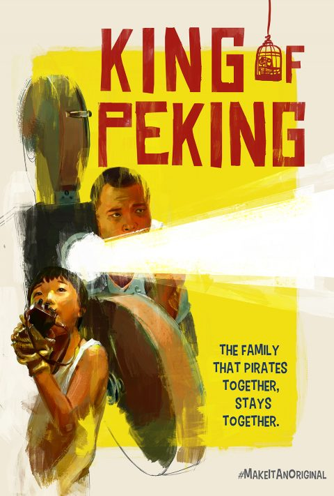 King of Peking Official Poster