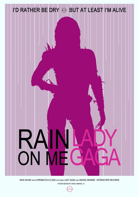 Lady Gaga Rain on Me