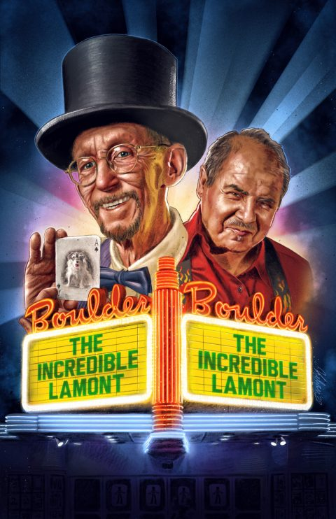 The Incredible Lamont – The Movie!