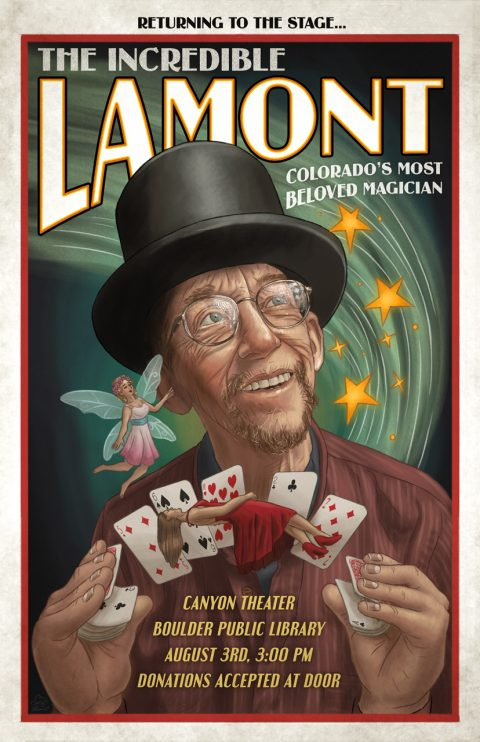 The Incredible Lamont – Magic Show