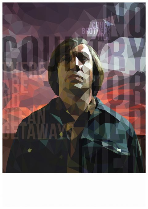 NO COUNTRY FOR OLD MEN.  ANTON CHIGURH