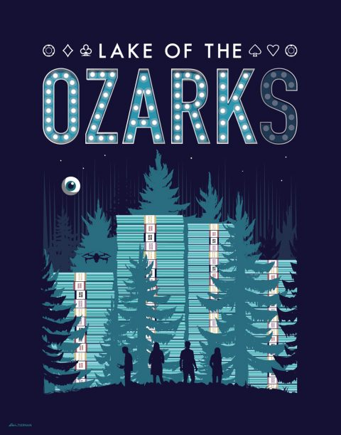 OZARK (Gallery 1988 Idiot Box)