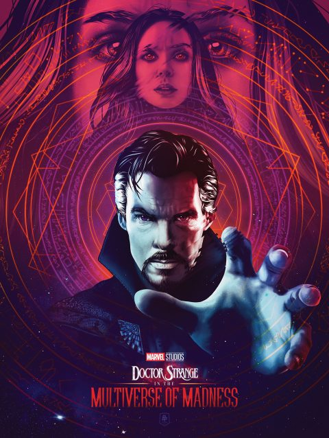 Dr. Strange and the Multiverse of Madness
