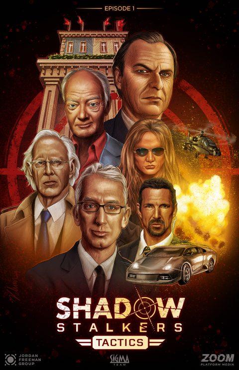 Shadow Stalkers Tactics – Episode 1