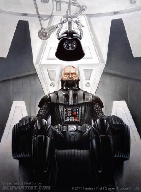 Darth Vader – Isolation