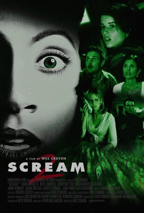 Scream 2 (1997) – Alternative Poster