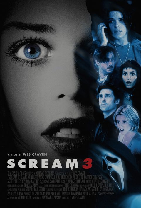 Scream 3 (2000) – Alternative Poster