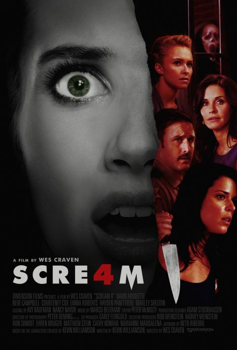 Scream 4 (2011) – Alternative Poster
