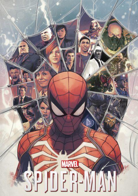 Spiderman – PS4
