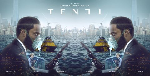 Tenet alternative movie poster
