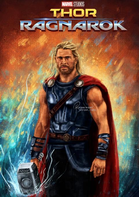 Thor – God of Thunder