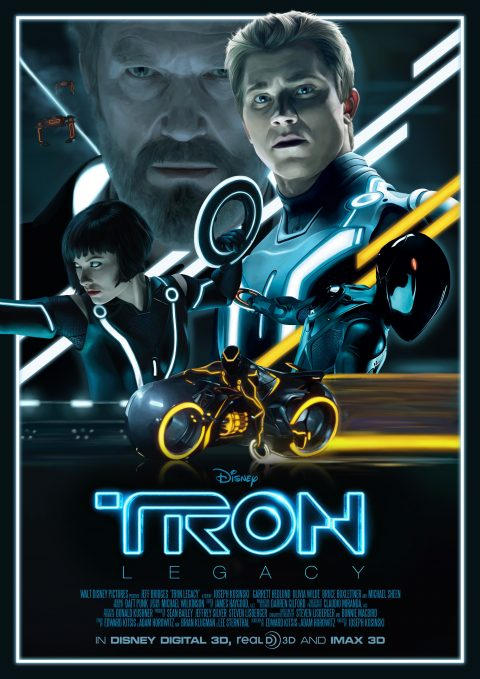 Tron: Legacy (Version 2)