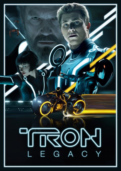Tron: Legacy (Version 1)