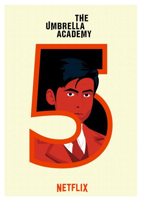 Cinco: The Umbrella Academy