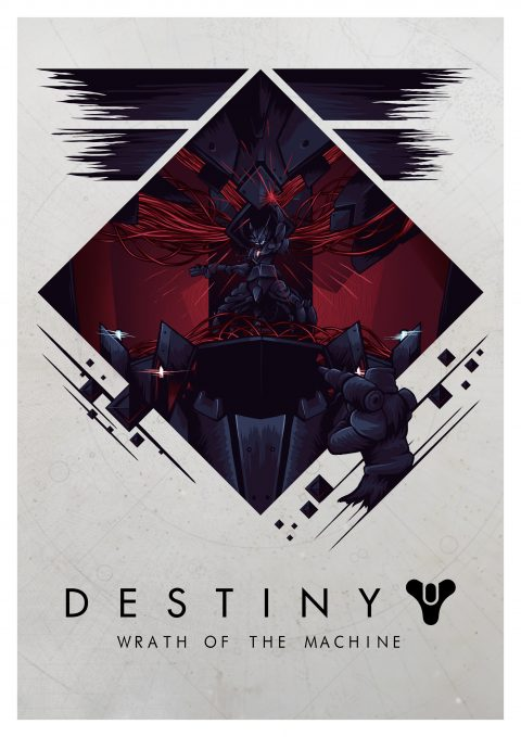 Destiny: Wrath of the Machine