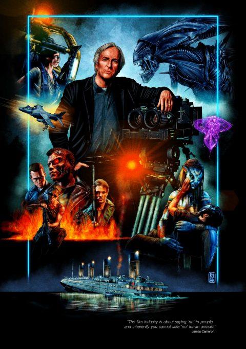 Filmography: James Cameron