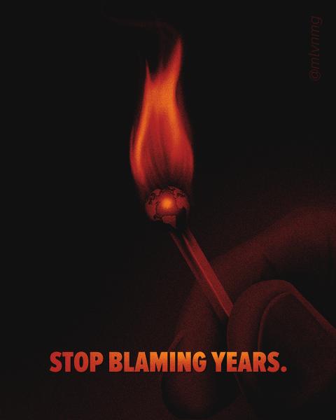 Stop Blaming Years