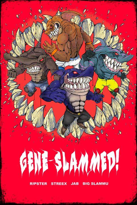 GENE-SLAMMED!