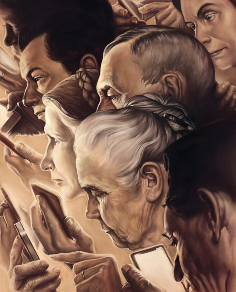 Four Freedoms – A Rockwell Rip-Off