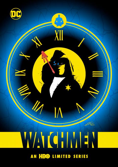 WATCHMEN Poster Art