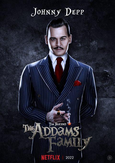 Gomez | Addams Family Reboot