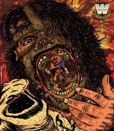 WWE LEGEND MICK FOLEY – 'Mouthful of Mick'