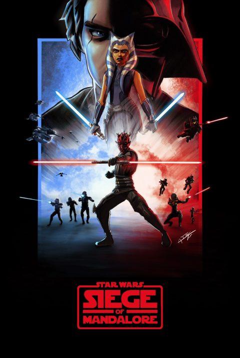 Star Wars: Siege of Mandalore