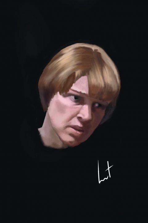 Chris McNeil / Ellen Burstyn – The Exorcist 1973