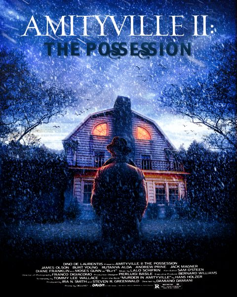 Amityville 2 Alternate poster