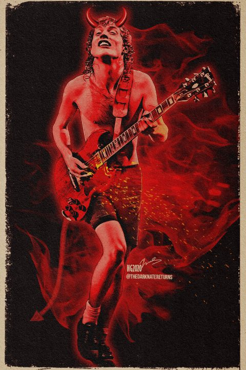ROCK DEVIL – Angus Young AC/DC Tribute