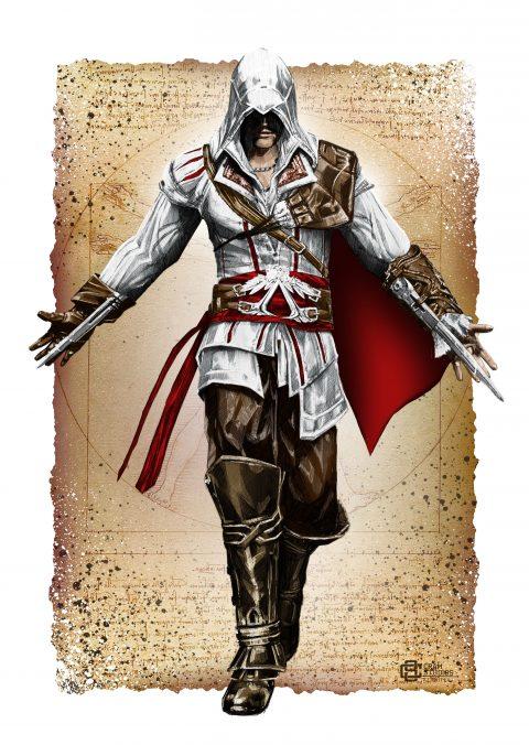 Ezio – Assassins Creed