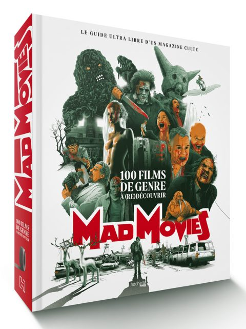 Mad Movies 100 films de Genre – Book Cover