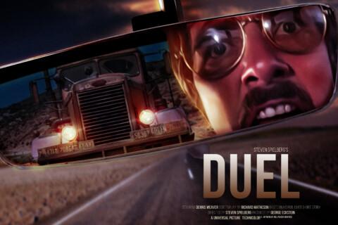 Alternate Duel Landscape Poster