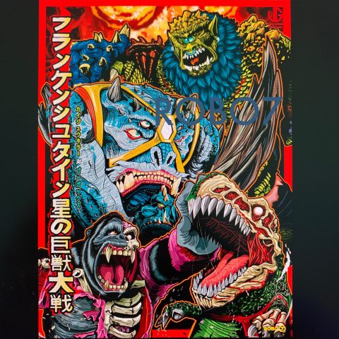 Kaiju Killer vs Gorgaxx
