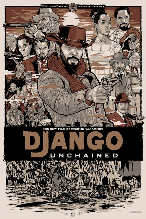 DJANGO UNCHAINED VARIANT