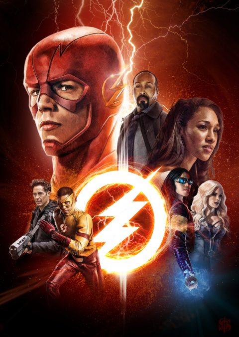 Flash Cast – DC Universe