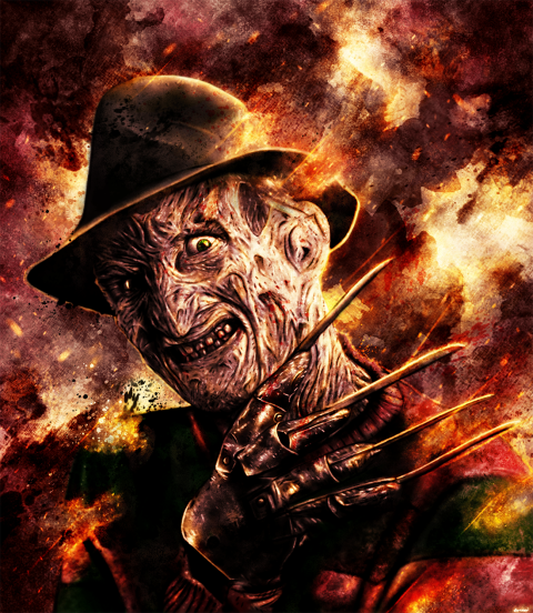 Nightmare on elm street – Freddy krueger
