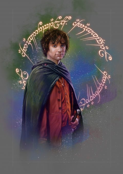 Frodo – Lord of the Rings