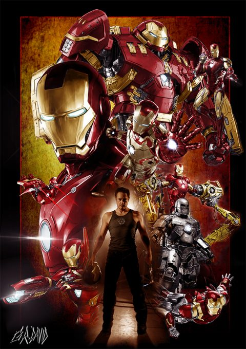 Iron Man Tribute