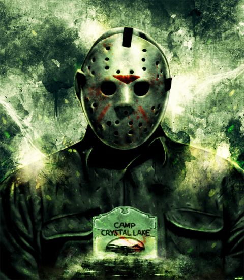 Friday the 13th – jason voorhees