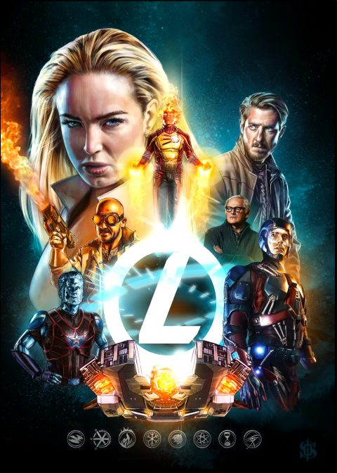 Legends of Tomorrow – DC Universe