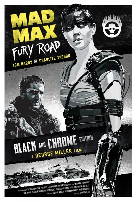 Mad Max: Fury Road – Black and Chrome Edition