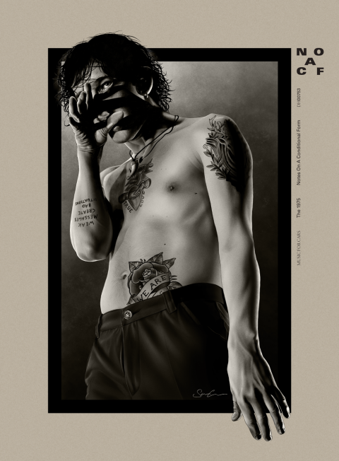 Matty Healy – The 1975 (Notes on a Conditional Form)