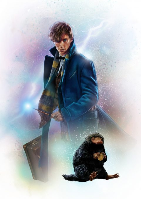 Newt Scamander – Fantastic Beasts