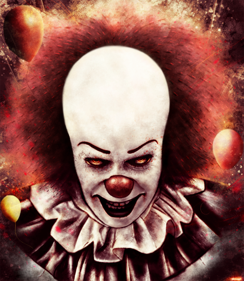 IT 1990 – Pennywise