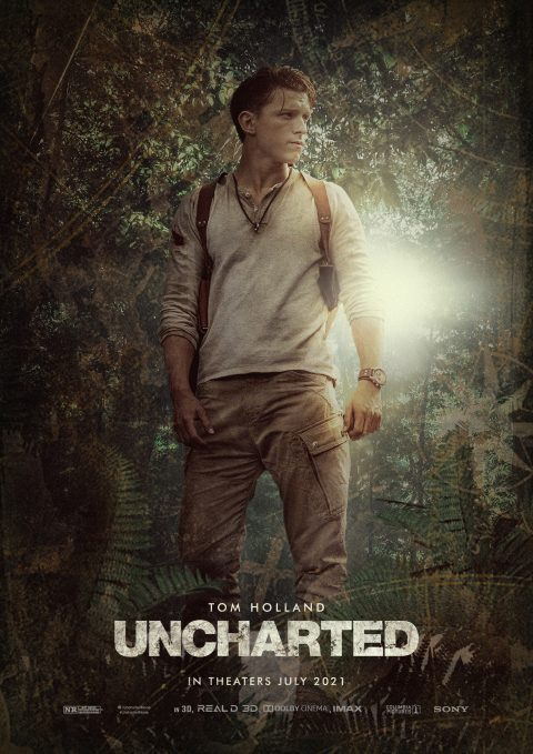 Uncharted Movie Poster Concept