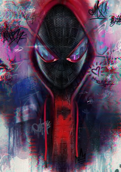 Spiderverse – Miles Morales