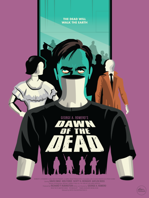 George A. Romero's Dawn of the Dead (Purple Version)