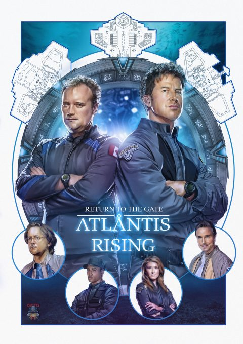 Stargate Atlantis – Return to the Gate